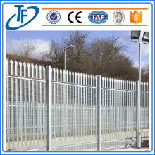 Decorative Ornamental Residential Steel Fencing