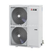 Hohe COP-Luft, zum der aufgeteilten DC-Inverter-Wärmepumpe für die kommerzielle benutzte Soem und ODM zu wässern