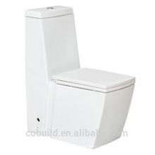 CB-9820 Einteilige Struktur und bodenmontierte Installationsart Toilette