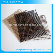 Non Sticky Chemical Resistant reinforce fiberglass mesh cloth