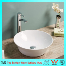 Newest Super Slim Thin Edge Ceramic Bathroom Counter Top Wash Basin