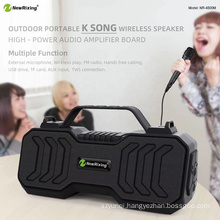 NEWRIXING NR-4500M Active Smart Blue Tooth Speak Wireless Amazon Product Stereos Fm New Lound Speaker With Mic