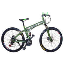 24 Inch Mountain Bike with Steel Frame