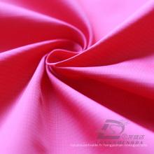 Imperméable à l'eau et à l'extérieur Vêtements de sport en plein air Veste en coton Tissé en tissu et DOT Jacquard 100% Tissu en nylon (N024)