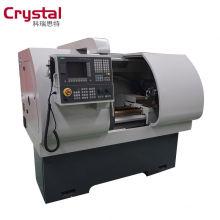 Siemens cnc contrôleur fil métallique coupe CK6432A cnc tours machine tol à faible coût