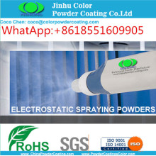 thermosetting electrostatic  spray polyester TGIC powder coating paint