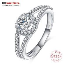 Neue Ankunft 2016 Reine 925 Sterling Silber Schmuck Ring (SRI0008-B)