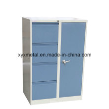 Office File Drawer Combination Cabinet