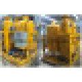 Décoloration des huiles usées et purificateur d'huile à vide (TYS-30)
