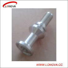Stainless Steel Sanitary Tri-Clamp Male Threaded Adapter