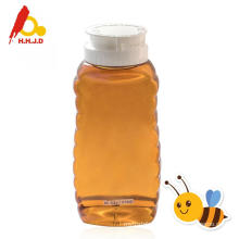 Natural polyflower honey on face