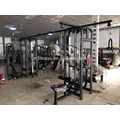 8 station multi gym trainer combo sports equipment