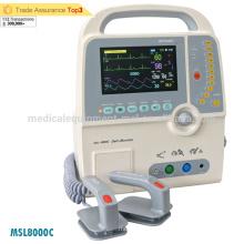 Medizinischer Notfall zweiphasiger AED Defibrillator Preis (MSL8000C)