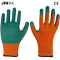 Industrial Safety Nitrile Coated Gloves (NS013)