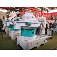 Efficiency Vertical ring die pellet machine