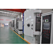 Vacuum Evaporation System Thin Film Coating Equipment With Ion System