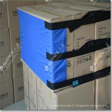 Palette isolée de couverture de bande de palette d'enveloppe de palette