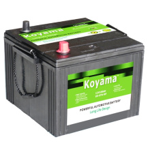 Rechargeable Maintenance Free American Vehicle Battery Us-6tn-12V100ah