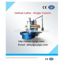 CNC Vertical Lathe preço para venda em estoque oferecido pela China grande CNC verticais Lathe fabricação