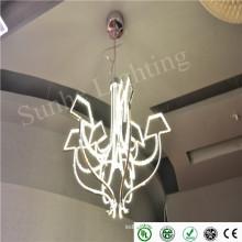 Современный закрытый светодиодный потолочный светильник высокой яркости Китай завод оптовой