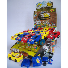 Puzzle voiture jouet Candy (90201)