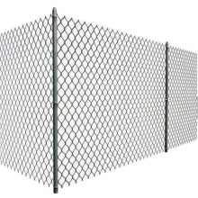 2020 hot sale cheap second-hand stainless steel chain link fence for sale