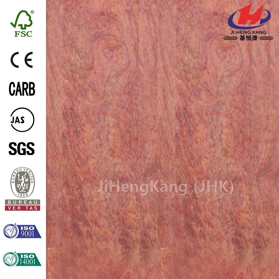 Popular Australia Design Natural Bubinga Door Sheet