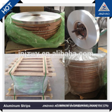 1050A 0.8mm aluminum strips cold rolled aluminum strips