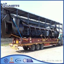 Tubo de carregamento de aço resistente ao desgaste do fabricante para a draga (USC4-014)