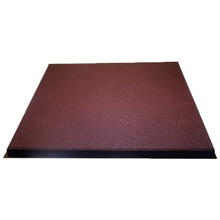 Mega-Lock Rubber Gym Tiles - Interlocking