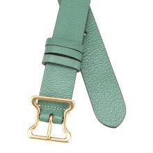 Поясной декор Светло-зеленые фартуки трех новых дизайнов женской моды