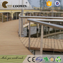 COOWIN wholesale china timber decking water resistant solid wood flooring