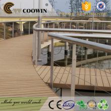 COOWIN porcelana madeira decking madeira resistentes piso de madeira maciça