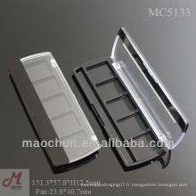 MC5133 Emballage palette à ombre a paupières