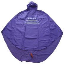 2011 pvc poncho de lluvia poliester