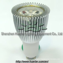 3x2w 6w LED GU10 dimmable led bulb