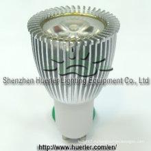 3x2w 6w светодиодный GU10 диммируемые светодиодные лампы