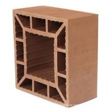 Europa Standard Holz Kunststoff Composite Garten Fechten