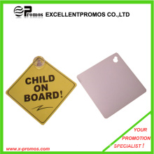 Plastic Baby on Board Sign Made of Eco-Friendly PP (EP-S7191)
