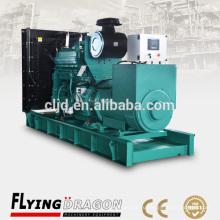 Тяжелые электрические генераторы 500kva Китай генераторы цена 400kw дизель-генератор 500 kva