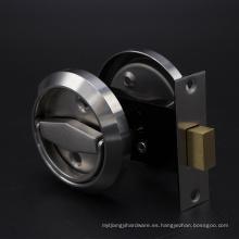 Manija de montaje de puerta oculta accesorios de montaje de cerradura de puerta de hardware