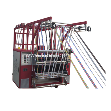 Cloth zipper sublimation machine