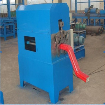terbang menyaksikan bulat downspout roll formng machine