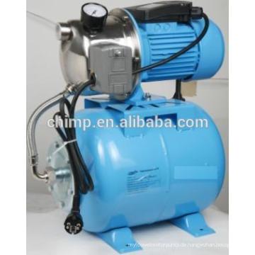 Automatische Pumpstation Schimpanse 1.0HP heißer Verkauf Heimgebrauch Wasserpumpe