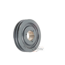 OEM China Manufacturer Double V-Groove Pulley