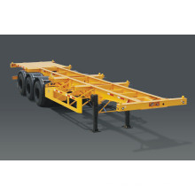 Trailer with Tri-Axle