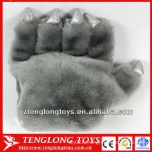 Симпатичная плюшевая игрушечная перчатка в дизайне Bear Bear