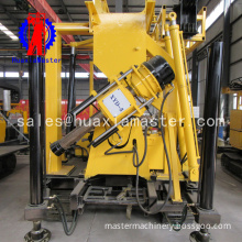 XYD-3 crawler hydraulic core drilling rig / large diameter engineering sampling mechanical equipment