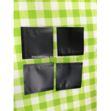 Lackluster Black Colors Coffee Pouch
