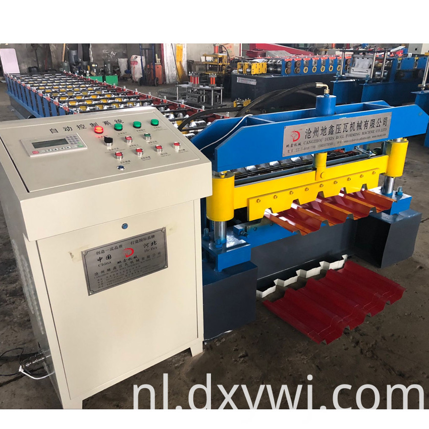 Steel Profiling Forming Machine